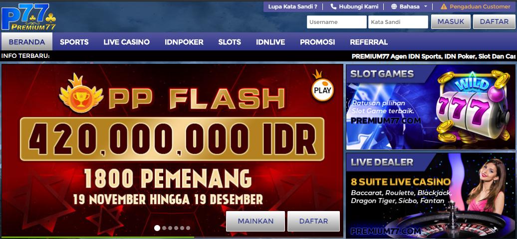 Agen Slot Online Terbaik Situs IDNPLAY